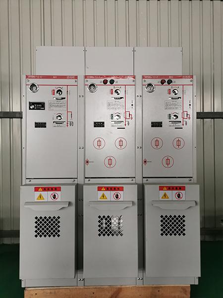 HYSR6-12气体绝缘环网柜