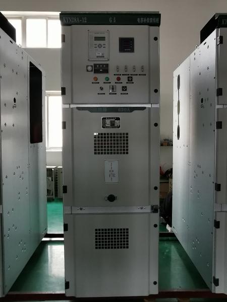吉林高压柜KYN28A-12